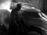 Zack Snyder Reveals Batman AND Batmobile First Look!