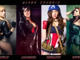 Raising Cosplay Phoenix: Ashen Phoenix