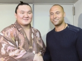 Jeter Unrecognized At Major Japan Event