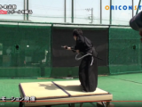 Samurai Sword vs 100mph Fastball