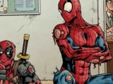 Deadpool And Spider-man on Twitter