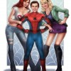 SpiderGroupies by SpiderWee