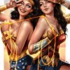 Wonder Women by SpiderWee