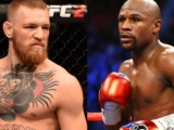 Super Fight SIGNED!! Mayweather vs McGregor