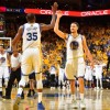 Warriors take 2 Game Finals Lead on Cleveland