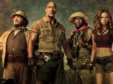 JUMANJI Extends Run at #1; COMMUTER Valedictorian