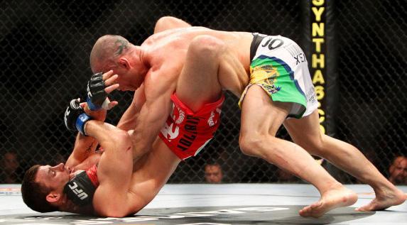 Silva v Bisping - UFC 110