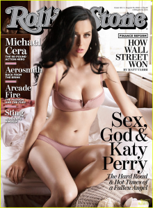 Katy Perry on Rolling Stone