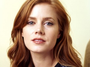 Amy Adams is Lois Lane