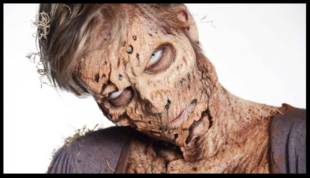 MissDecay Face Off SyFy Zombie