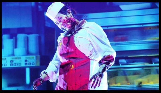 Short Order Face Off SyFy zombie