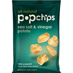PopChips Sea Salt Vinegar
