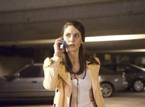 Alison Brie in Scream 4