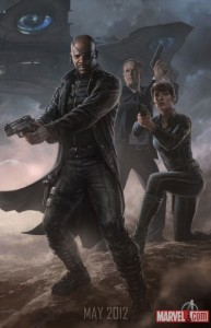 Agents of SHIELD for the upcoming AVENGERS film