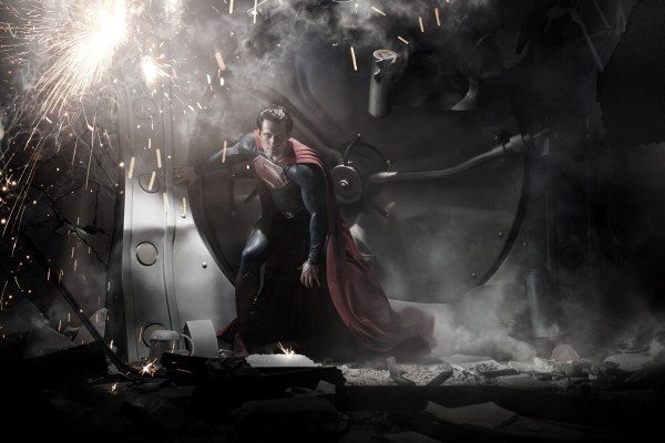 Henry Cavill as The Man Of Steel