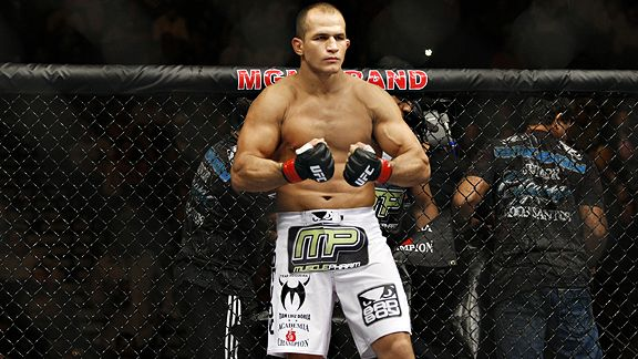 Junior Dos Santos UFC Heavyweight Champion
