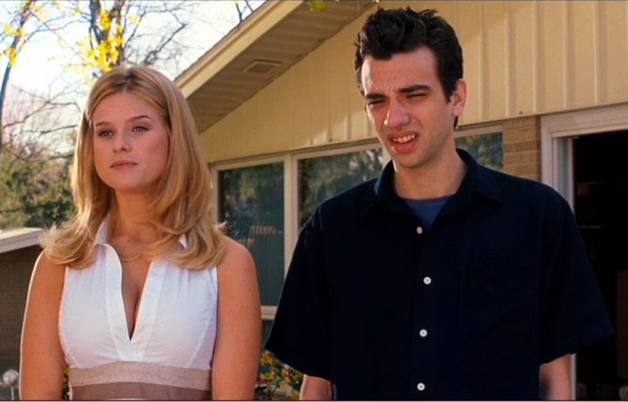 Alice Eve and Jay Baruchel