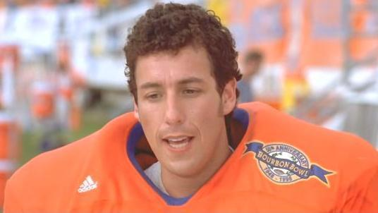 Adam Sandler in The Waterboy