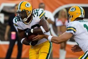 Cedric Benson - NFL Week 2 Top Performers