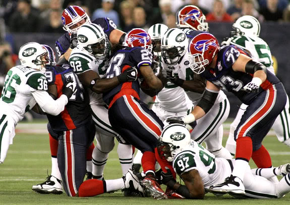 NFL Week 1 - New York Jets vs Buffalo Bills