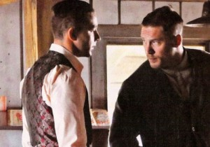 Lawless stars Shia LaBeouf and Tom Hardy