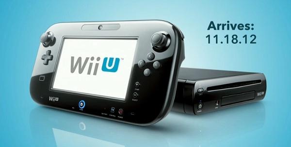 The WiiU gets release date