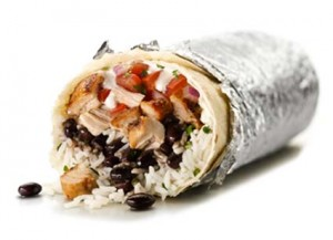 This is a burrito. It dominates the soft taco.