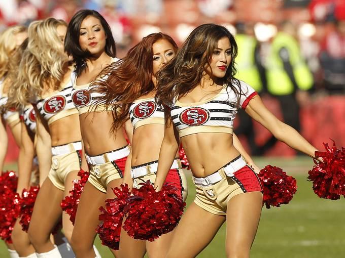 49ers-cheerleaders