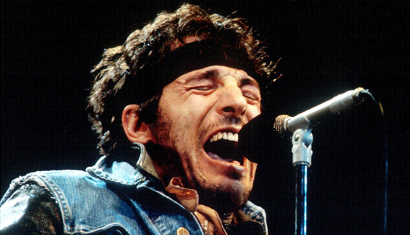 LIKE A BOSS: Bruce Springsteen doesn't just have soul, he IS soul. The AMERICAN soul. Photo courtesy Getty Images