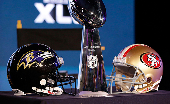 HEAD TO HEAD: It all comes down to this. The Super Bowl is TODAY. Photo courtesy NFL.com
