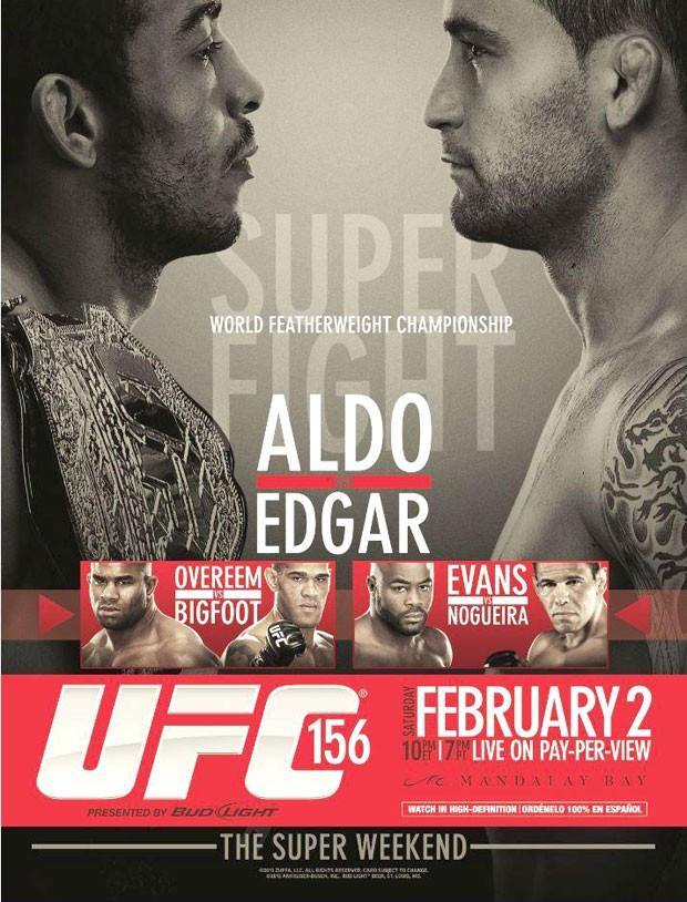 UFC-156-poster