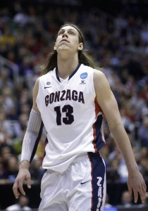 'DOG-GONNIT: Gonzaga only took two losses in the regular season, the same number of games they played in the tournament before being bounced. Photo courtesy Rick Bowmer/AP