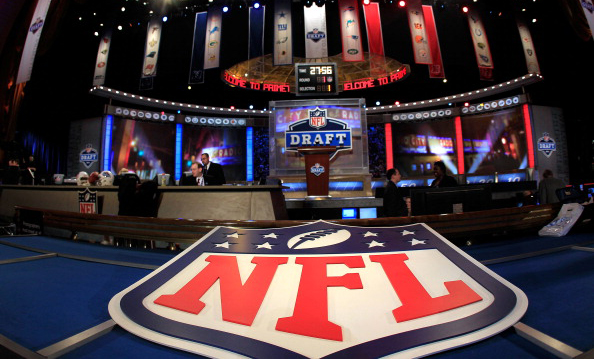 THE STAGE IS SET: Enough anticipation and pre-draft analysis, it's time to get on with it. Photo courtesy Getty Images