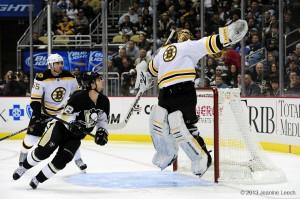 NHL: MAR 12 Bruins at Penguins