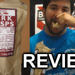 Snack Review &amp; Giveaway: Bacon&#8217;s Heir Pork Crisps