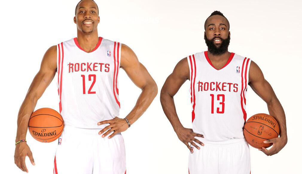 Harden-Howard-Houston-Rockets
