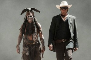 The Lone Ranger 1