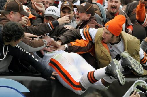 """Wait, Ogbonnaya, you're still the Browns runningback!"""