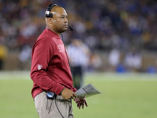 David Shaw is keeping his Cardinal team firing on all cylinders. Photo by Kelley L Cox/USA TODAY Sports