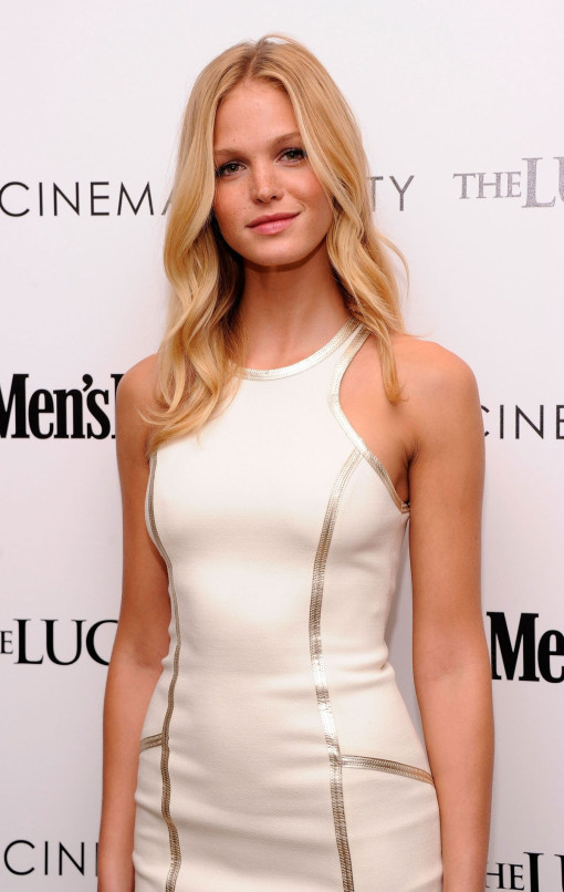 ERIN HEATHERTON at Premiere of The Lucky One