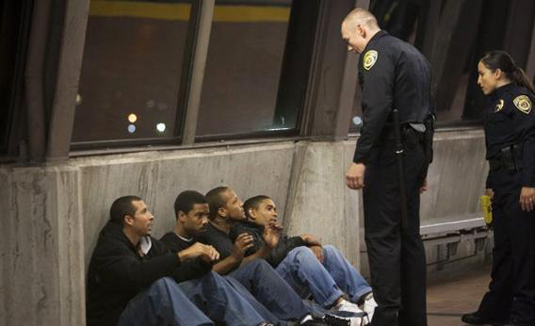 UNLAWFUL SEIZURE: Fruitvale Station, despite tremendous praise from just about everyone who saw it, received exactly zero Oscar nominations.