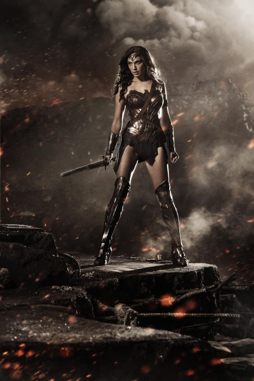 Wonder Woman First Look #SDCC14