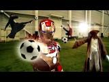 Super Hero Soccer