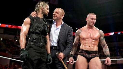 Rollins-HHH-Orton