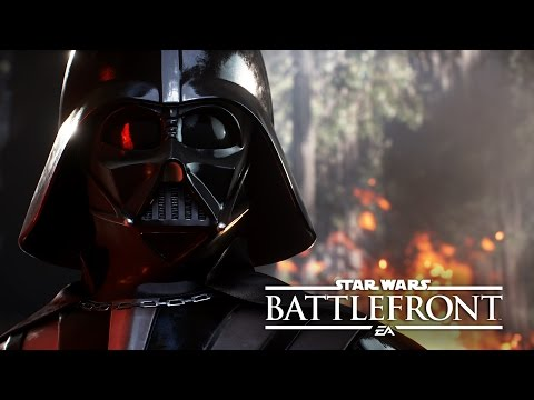Star Wars Battlefront III Looks Incredible