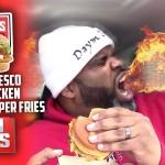 Daym Drops: Wendy's Spicy Chicken & Fries