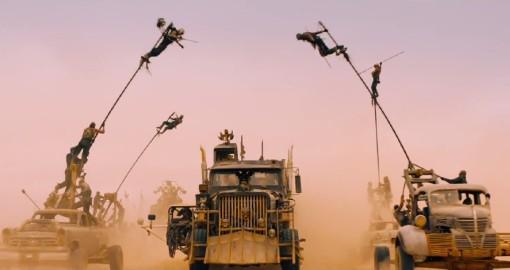 Fury Road: The Overwhelming Whoa