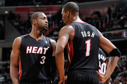 Dwyane+Wade+Chris+Bosh+Miami+Heat+v+Washington+oKQmWzJRTCKx