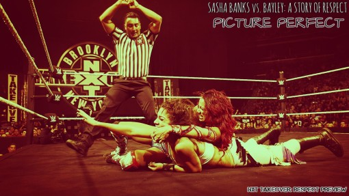 PICTURE PERFECT -- Banks vs. Bayley, A Story of Respect