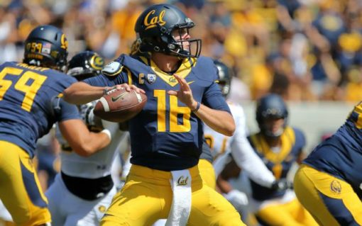 CALIFORNIA GOLDEN HEIR: Jared Goff is primed to become the signal caller for the newly-relocated Los Angeles Rams. Photo courtesy cbssports.com